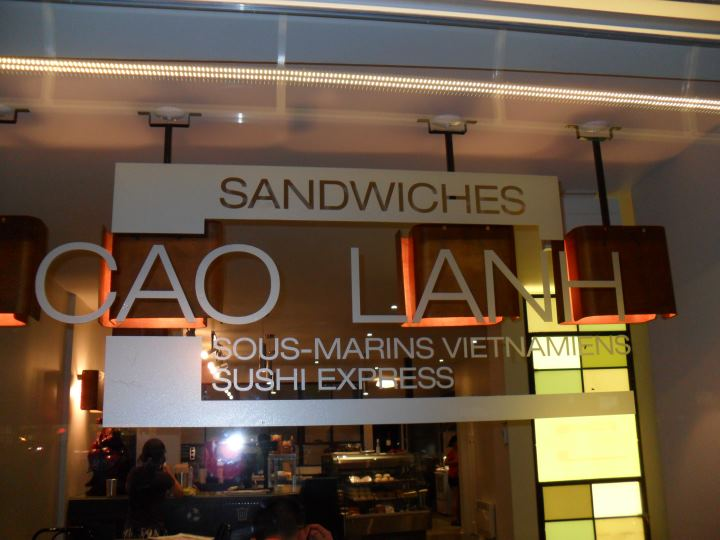 Sandwiches Cao Lanh